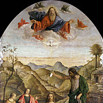 Baptism of Christ, Giovanni Bellini