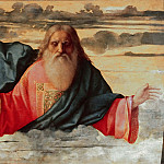 Eternal Father, Giovanni Bellini