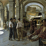 A Venetian Covered Market