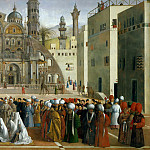 Carlo Bellosio - Saint Mark Preaching in Alexandria