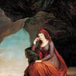 Élisabeth Louise Vigée Le Brun - Pricess Maria Josepha Esterhazy as ariadne on Naxos