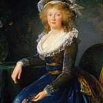 Maria Teresa Bourbon, Queen of Austria