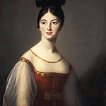 Élisabeth Louise Vigée Le Brun - Portrait of a Woman