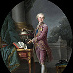 Élisabeth Louise Vigée Le Brun - The Prince of Nassau