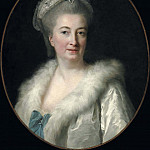 Élisabeth Louise Vigée Le Brun - Madame Jacques Francois Le Sevre, the Artist's Mother