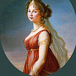 Élisabeth Louise Vigée Le Brun - Louise, Queen of Prussia