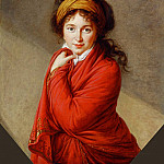 Élisabeth Louise Vigée Le Brun - Portrait of Countess Golovine