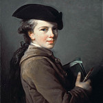 Élisabeth Louise Vigée Le Brun - The Artist's Brother