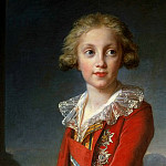 Élisabeth Louise Vigée Le Brun - Francis I, King of Naples and Sicily