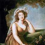 Élisabeth Louise Vigée Le Brun - Madame du Barry, Mistress of Louis XV