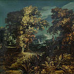 Paul Bril - Fantastic Landscape (Workshop)