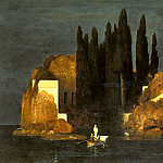 Arnold Böcklin - 1880 The Isle of the Dead