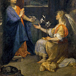 Francesco Bissolo - Annunciation
