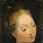 Guido Reni - Head of the Madonna