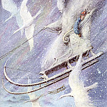 Angela Barrett - Snow Queen