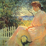 Frank Weston Benson - eleanor 1907
