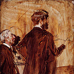 In the Studio, Giovanni Boldini