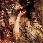 The Bouse of Voile, Giovanni Boldini
