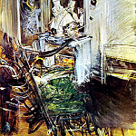 Room of the Painter, Giovanni Boldini