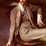 Portrait Of The Artist Lawrence Alexander Harrison, Giovanni Boldini