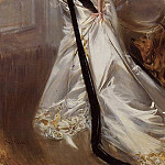 Giovanni Boldini - The Black Sash