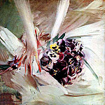 The Pansies, Giovanni Boldini
