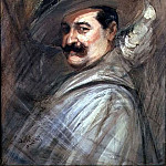 Costantino in the Role of Ernani 1910, Giovanni Boldini