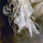 Giovanni Boldini - Mrs Leeds the later Princess Anastasia of Greece and Denmark 1914