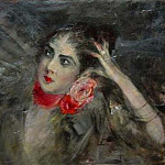Giovanni Boldini - Princes Radziwill with Red Rbbon 1904