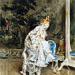 Giovanni Boldini - The Beauty Before The Mirror