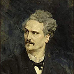 Portrait of Henri Rochefort 1882, Giovanni Boldini