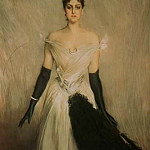 Giovanni Boldini - Portrait of a Lady