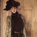 Giovanni Boldini - Princesse de Caraman Chimay later Madame Jourdan
