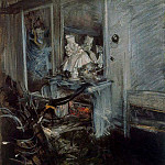 Berninis Cardinal in the Painters Studio, Giovanni Boldini