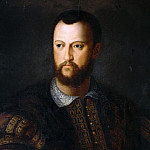 Portrait of Cosimo I Medici