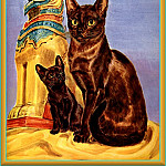 Мардж Опитц Буридж - Ds-Cats Art 05 Marge Opitz Buridge