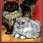 Мардж Опитц Буридж - Ds-Cats Art 08 Marge Opitz Buridge