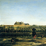 View on the Elswout estate in Overveen , Gerrit Adriaensz Berckheyde