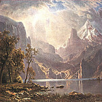 Albert Bierstadt - Lake Takoe