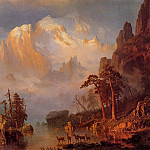Albert Bierstadt - Bierstadt_Albert_Rocky_Mountains