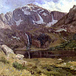 Albert Bierstadt - Mountain Lake
