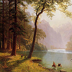 Albert Bierstadt - Kern-s River Valley California