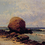 Alfred Thompson Bricher - Seascape