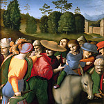 Scenes from the Story of Joseph – The Discovery of the Stolen Cup