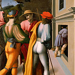 Scenes from the Story of Joseph - The Arrest of His Brethren