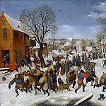 Pieter Brueghel the Younger - Мassacre of the innocents