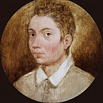 Pieter Brueghel the Younger - Portrait of a young man
