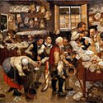 Pieter Brueghel the Younger - Tax Collector