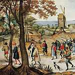 Pieter Brueghel the Younger - Wedding Procession