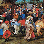 Pieter Brueghel the Younger - The Peasants Wedding